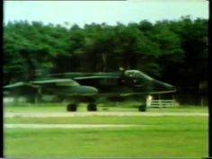 A quick insight into the RAF's Jaquar, the training/selection process and life on a front line RAF/NATO base at the height of the Cold War. Air Force Aircraft, Royal Air Force, Jets, Jaguar, In The Heights, Plane, Aviation, Golf Courses, Sky