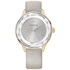 Swarovski Octea Nova Ladies Watch, Gray, 5295326 | Duty Free Crystal | Duty Free Crystal