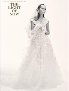 Elie Saab Bridal Collection Spring 2017 | Fashion Sensation