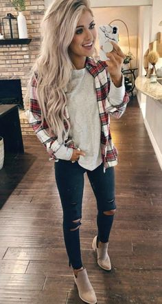 Mode Inspiration 2019 - Fashion & Style - # - Best Of Women's Outfits - Cute Fashion, Look Fashion, Autumn Fashion, Spring Fashion, Casual Fall Fashion, Ootd Spring, Fashion Night, Casual Fall Outfits, Fall Winter Outfits