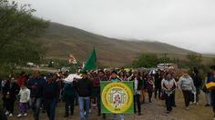 XI Congreso Eucarístico Nacional - Peregrinación y Misa para honrar a Nuestra Señora de la Eucaristía en Tafí del Valle