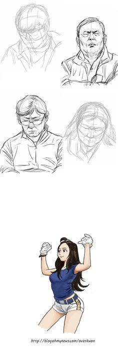 http://blog.ohmynews.com/overkwon/526336 오버권 아이패드 스케치 overkwon iPad sketch