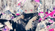 illust - ccgoma ページ! Kawaii Anime, Anime Oc, Sword Art Online, Online Art, Vocaloid, Character Concept, Character Design, Satsuriku No Tenshi, Natsume Yuujinchou