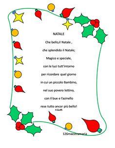 Poesie Di Natale Brevi.Le Migliori 184 Immagini Su Poesie Del 2019 Insegnanti Montessori