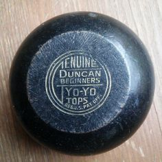 Duncan Big G Genuine Beginners Yoyo 1940s