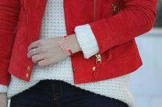 Leticia, de My Fashion Mirror, con nuestra pulsera Love