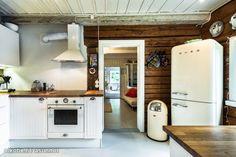 Oikotie Sisustus   Koti esittelyssä: Skandinaavista lumoa vanhassa puutalossa - Oikotie Sisustus