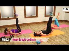 30 Minutos de Pilates Vídeo Aula   confira muito mias no site:  http://comoemagrecerveloz.com.br/
