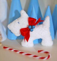 DIY ornaments Christmas - so cute!