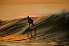 Surfing Liquid Copper by David Orias, via 500px
