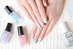 NAIL HOLIC pastel nail