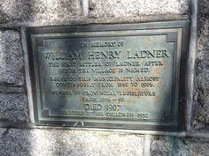 First settler in Ladner: William Henry Ladner.