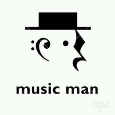 Music face