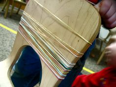 rubber band instrument chair