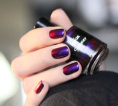 Crowstoes Indian Summer.  Show your Ummelina Nail Care guide your Pinterest favorites and they can recreate it for you!  http://Ez.com/chxa