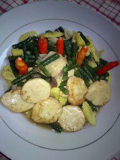 DuniaCindi: Tumis Tofu Kacang Panjang