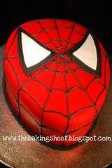 Spiderman Cake   Cake Theater