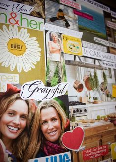 How to Make a VisionBoard - Lexie's Kitchen | Gluten-Free Dairy-Free Egg-Free - Lexie's Kitchen