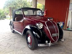 Bmw Isetta, Fiat Cars, Vw T1, Fiat 500, Collector Cars, Vintage Italian, Cool Cars, Beautiful Flowers, Antique Cars