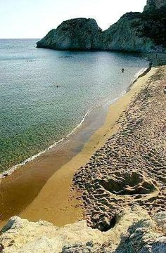 Anafi island / Kyklades.