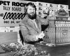 Gary Dahl, Inventor of the Pet Rock, Dies at 78 - NYTimes.com