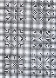 63 Ideas Crochet Patterns Mittens Mom For 2019 Knitting Charts, Knitting Stitches, Knitting Patterns, Crochet Patterns, Loom Patterns, Blackwork Embroidery, Cross Stitch Embroidery, Embroidery Patterns, Cross Stitch Designs