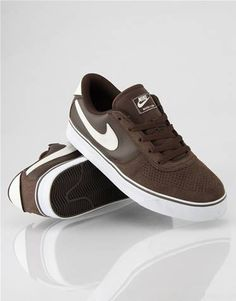 Nike Skateboarding Mavrk 2 Low Skate Shoes #nike #brown