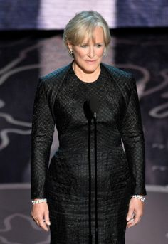 image of glen close at the 2014 oscars | ... Winter – © 2014 Getty Images – Image courtesy gettyimages.com