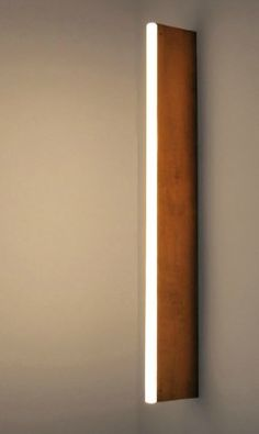 michael anastassiades | Tube wall light