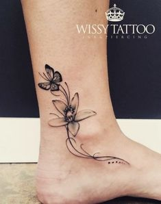 43 super ideas for tattoo leg girl ankle tat - 43 super ideas for tattoo leg . - 43 super ideas for tattoo leg girl ankle tat – 43 super ideas for tattoo leg girl ankle tat - Tattoos For Women Flowers, Foot Tattoos For Women, Flower Tattoos, Tattoo Floral, Ankle Tattoos For Women Anklet, Foot Tattoos Girls, Tattoo Women, Feather Foot Tattoos, Cute Ankle Tattoos