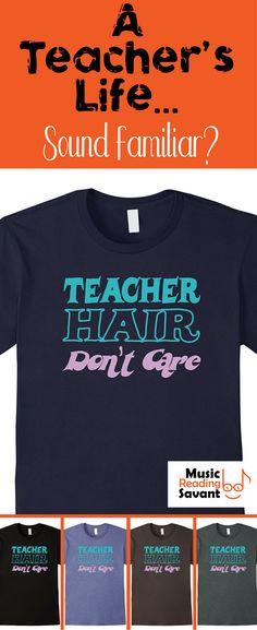A teachers life fun