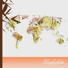 Did you know that different countries sell our chocolate? Good taste is universal, isn't it?