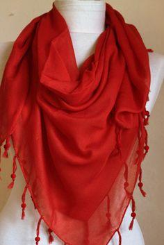 Red scarves Hijab scarves Turkish Yemeni scarf Beaded scarves beaded velvet scarf square scarves