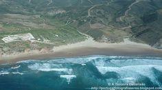 A Terceira Dimensão - Fotografia Aérea: Praia do Amado