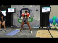 Victoria Kettlebell Sport Classic 2014  Trifon Marchovski CMS 2x28kg 55 Reps