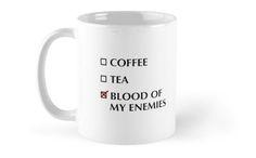 Blood of My Enemies Mug Mugs