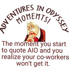 Credit: Christine | Adventures in Odyssey memes