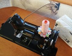 How Thread Affects Featherweight Maintenance & Tension – The Singer Featherweight Shop