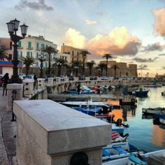 lungomare città vecchia #bari