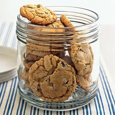 Sweet and Salty Peanut Chocolate Chunk Cookies | CookingLight.com