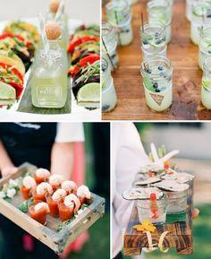 Diez características de una boda de día