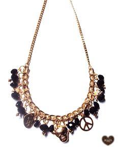 colar#cristais#trend #necklace