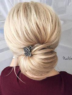 40 Stuning Long Curly Wedding Hairstyles from Nadi Gerber   Deer Pearl Flowers - Part 3