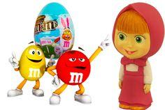 m&m's Маша и Медведь Masha i Medved Peppa Pig Свинка Пеппа open M&M Surprise Eggs Toys Usa https://www.youtube.com/watch?v=cpe3X3a4hrw