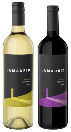 la Madrid  wine / vino mxm