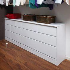 Dresser, Interior, Furniture, Home Decor, Powder Room, Decoration Home, Indoor, Room Decor, Stained Dresser