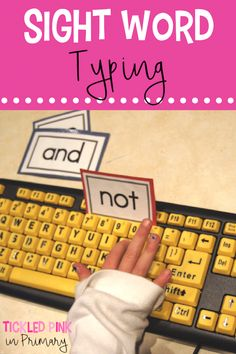 10 Sight Word Activities and Games for Whole Group and Literacy Centers