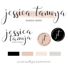 18 best female business logos images on pinterest business logo makeup artist logo calligraphy logo watercolor logo business logo logo templates logo designing hand lettering brand packaging slogan flashek Images