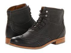 Sebago Claremont Boot Dark Grey