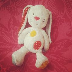 FOUND in PETERBOROUGH, UK White toy bunny found in Peterborough Do u know this little fella? I found him yesterday in the car park of Peterborough regional pool. He was sat just under my car and I didn't have the heart to leave him incase he is someone's comfort bunny. I've named him binky for now so please share incase someone is missing him!! Contact: https://www.facebook.com/emmaslittlecakekitchen or https://www.facebook.com/TeddyBearLostAndFound